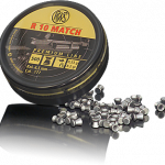 RWS R10 Premium Match Rifle Pellet Tins by Lot Number (500 pellets)