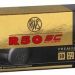 RWS R50 SC .22 LR Ammunition