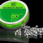 RWS Diabolo .45 g - Sleeve (5000 Pellets)