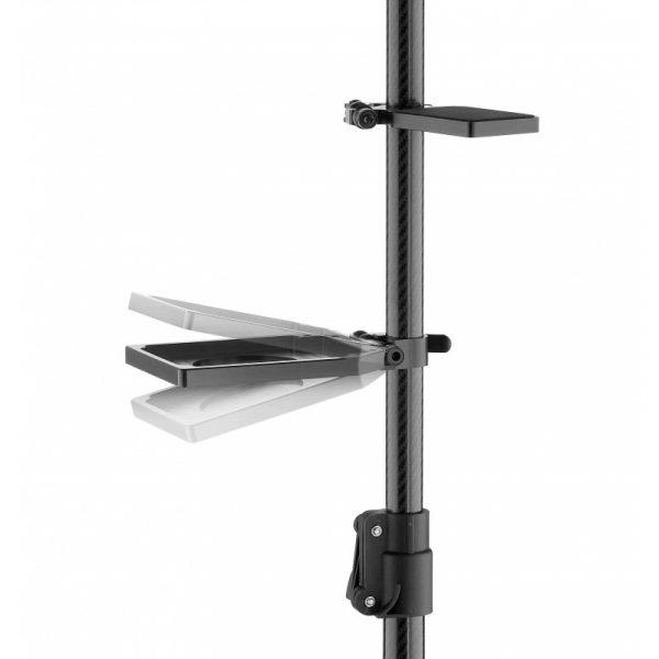 TEC-HRO Stand 3.0 offhand stand, tripod platform details