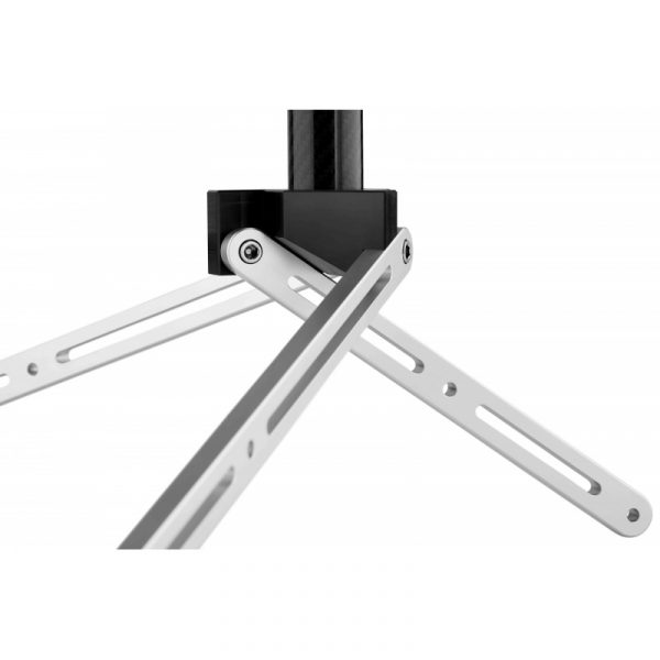 TEC-HRO Stand 3.0 offhand stand, tripod base details