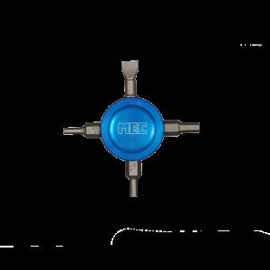 tool x blue